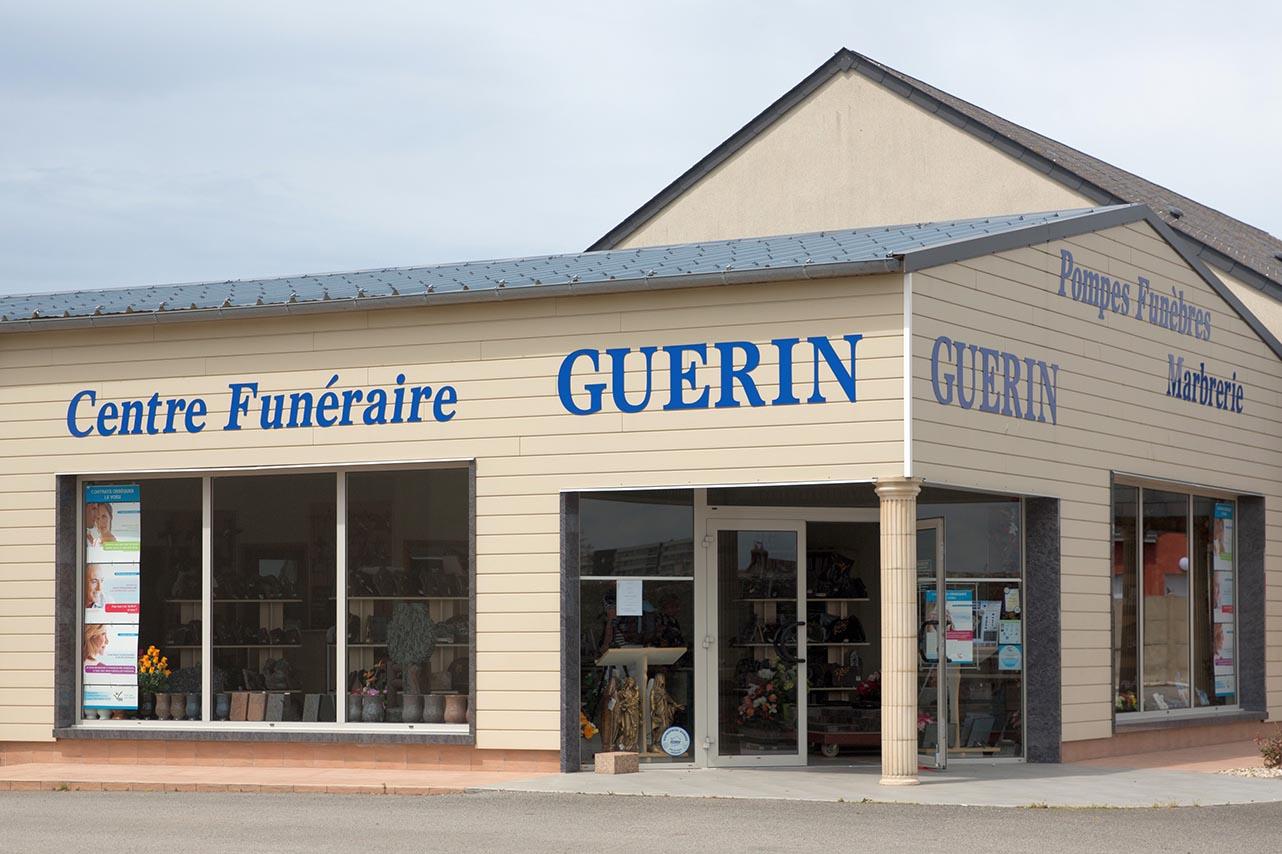 Maison Guérin Granville - Contactez-nous
