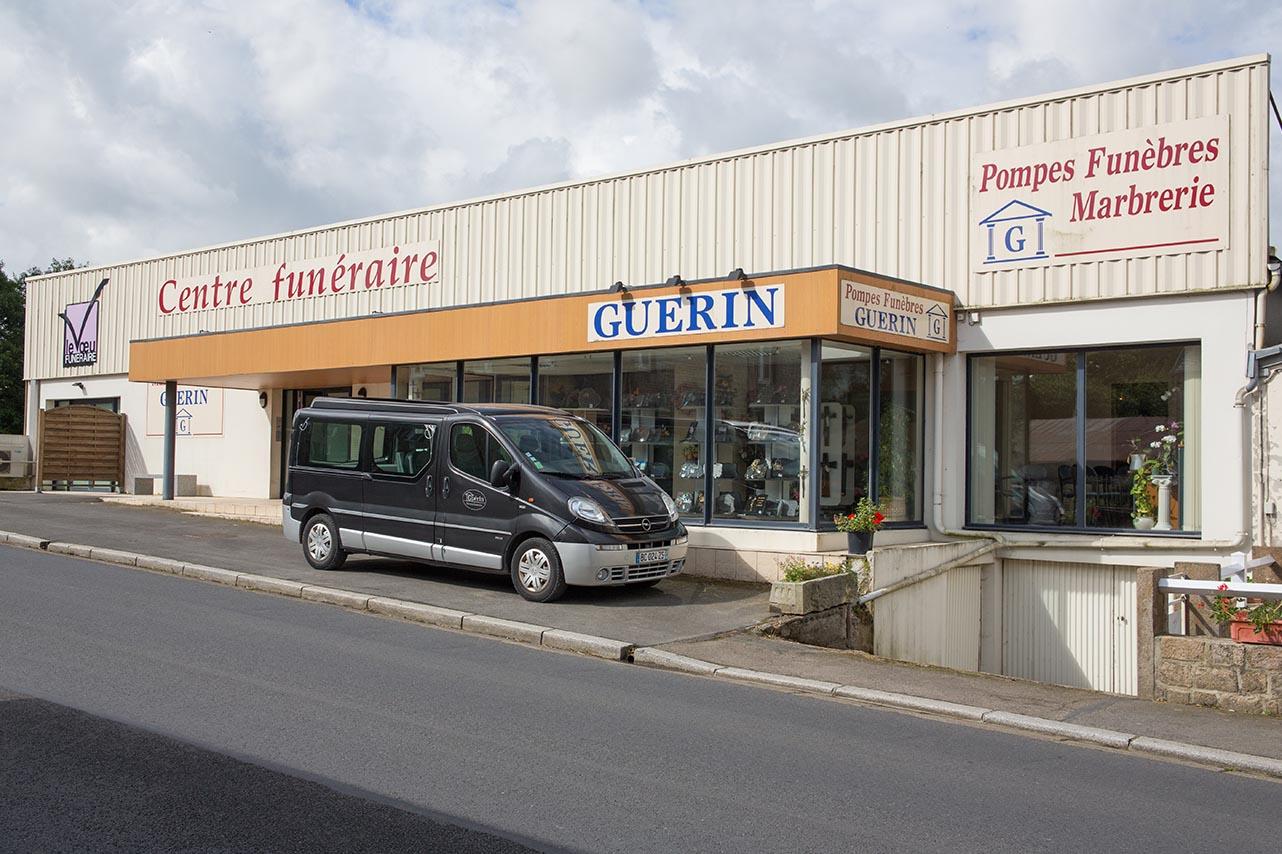 Maison Guérin La Haye-Pesnel - Contactez-nous
