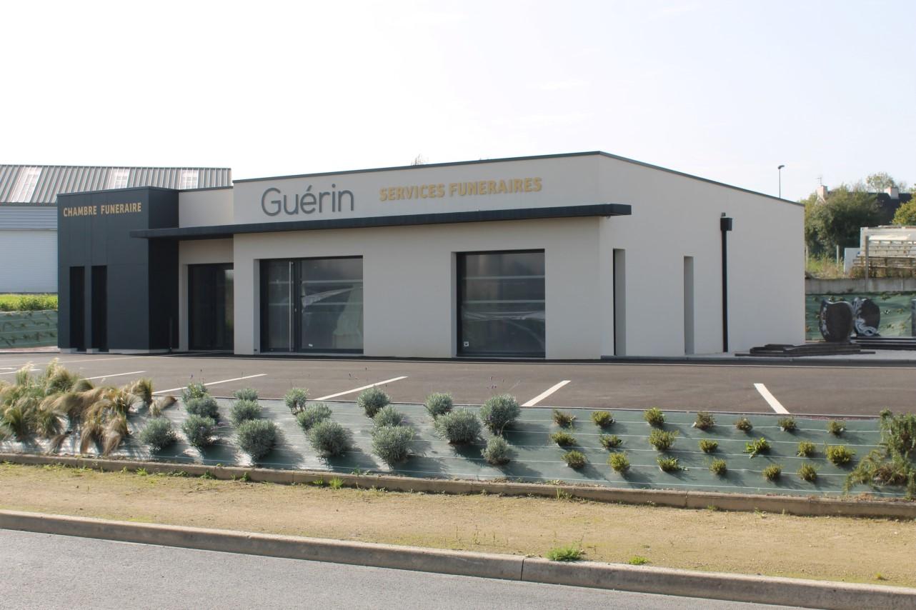 Maison Guérin Bréhal - Contactez-nous 1