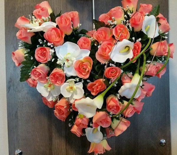 Maison Guérin Nos produits Coeur de roses